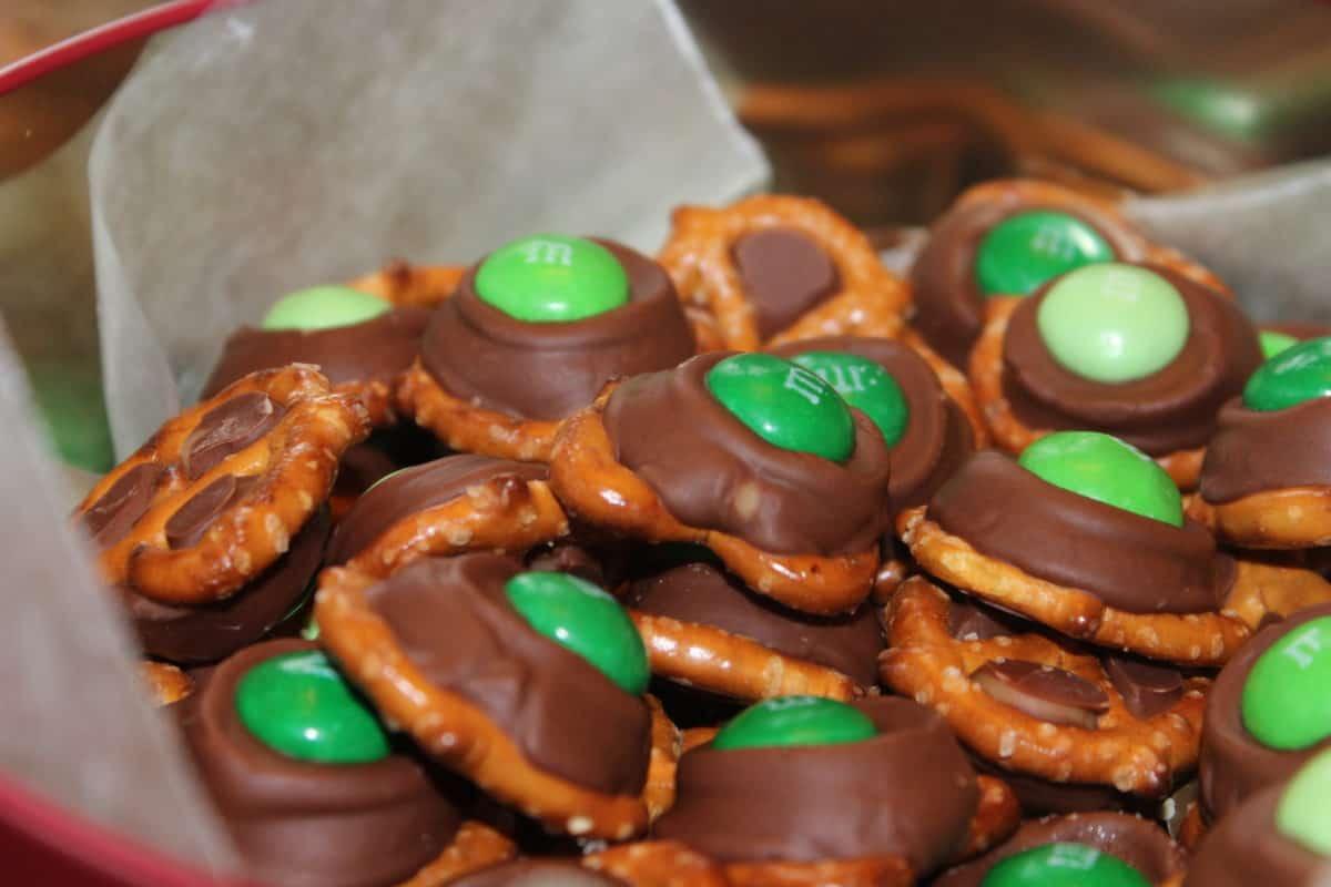 Rolo Pretzels candy