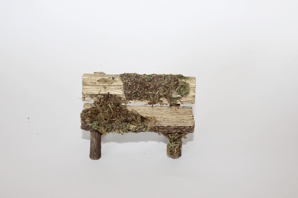 mini garden bench