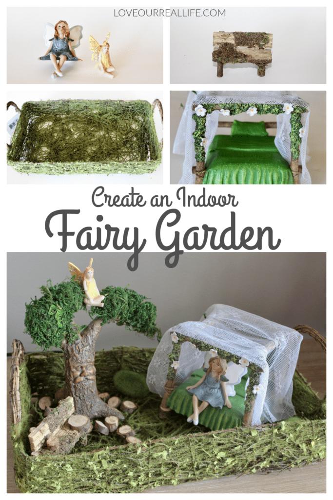 ndoor fairy garden ideas
