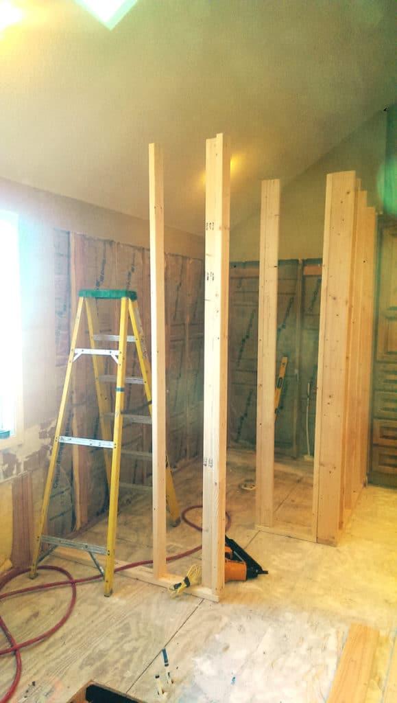 Master bathroom remodel, bathroom makeover, updating a bathroom