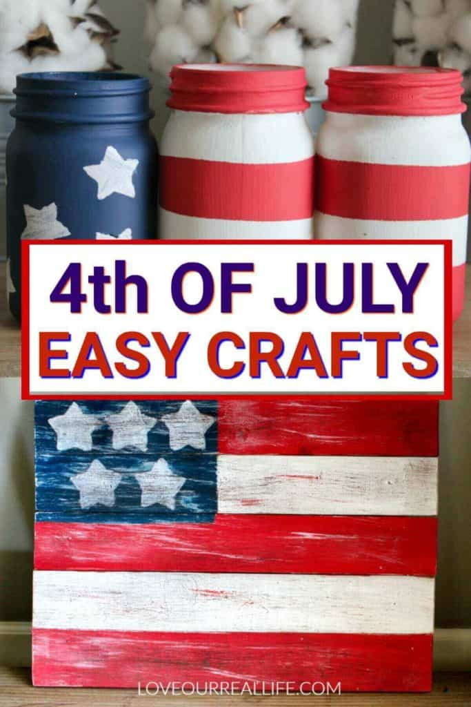 4th of July easy crafts.