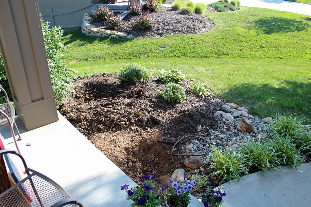 Before and after front yard landscaping, front yard landscaping ideas, landscaping tips for front yard