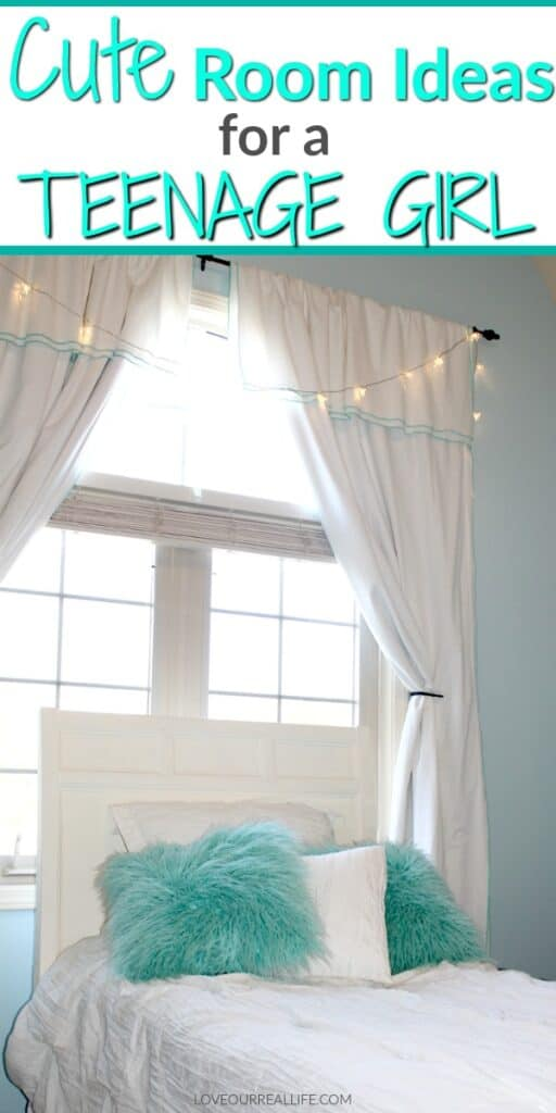 cute room ideas for a teenage girl's bedroom