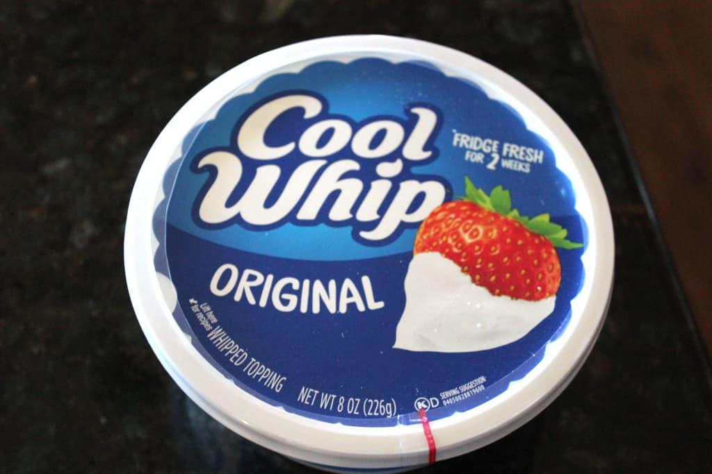 Cool Whip dessert