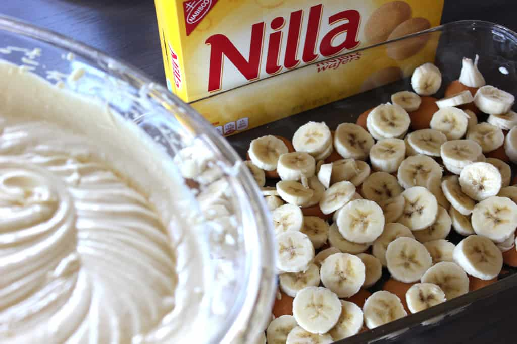 Easy banana pudding recipe, Paula Deen