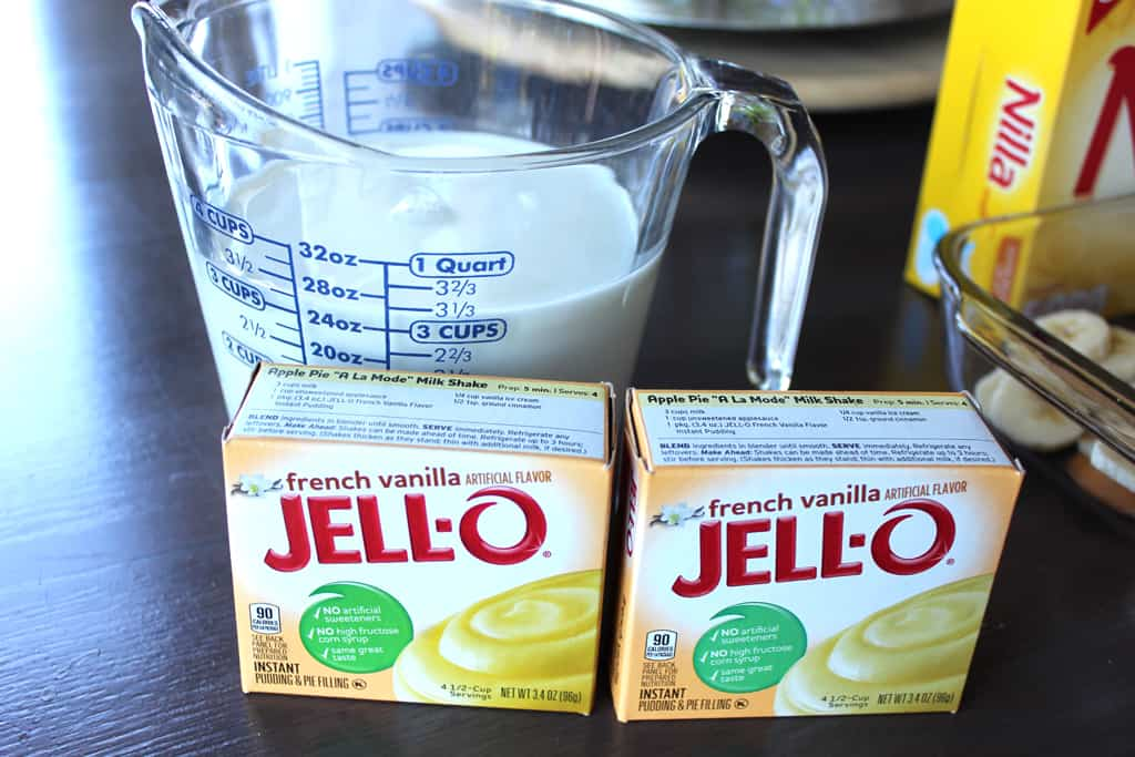 Jell-O recipes, French Vanilla