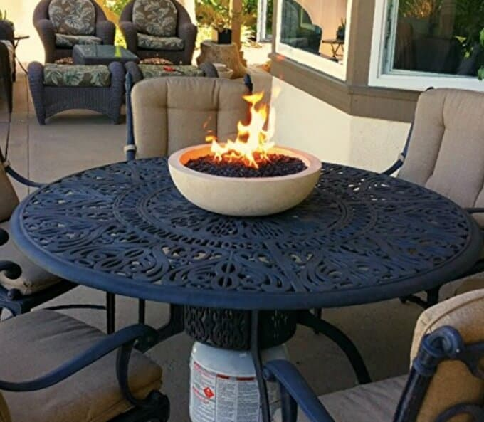 Finding the right fire pit for your needs - Patio Table Top Fire Pit