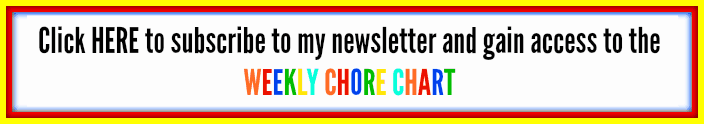 Sign up for Love Our Real Life newsletter and gain access to weekly chore chart printable and all other printables in resource library.