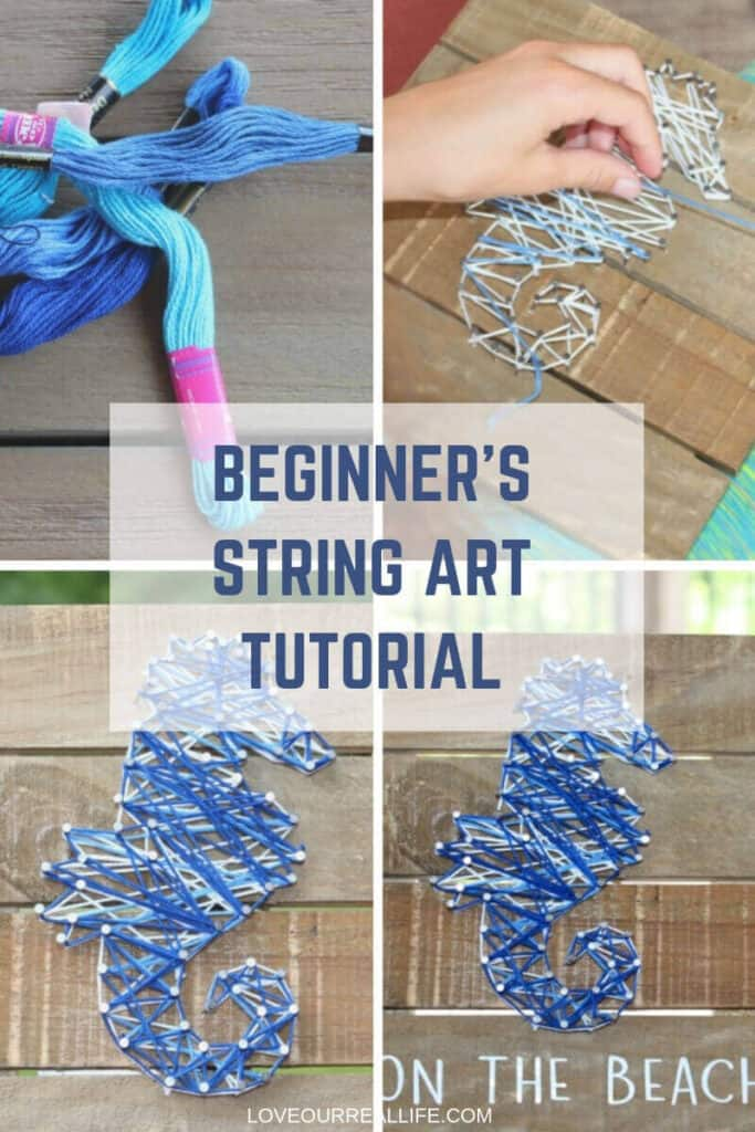 Beginner's String Art Tutorial