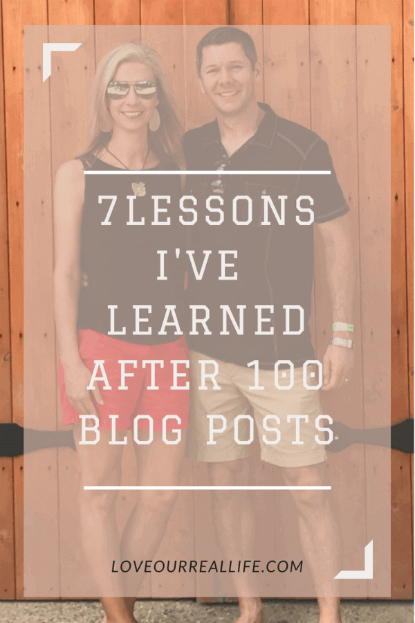 lessons from writing 100 blog posts