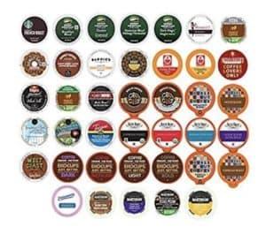 single serve coffee sampler pack