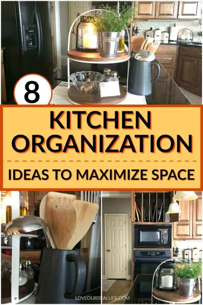 kitchen organization ideas to maximize space