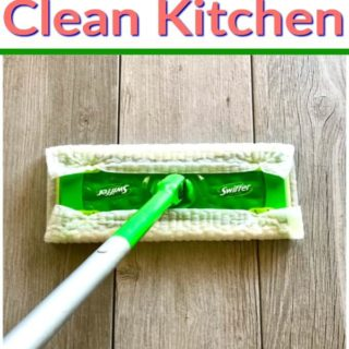 Tips to keep your kitchen clean.