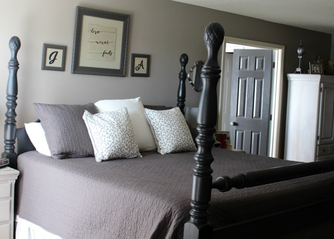 Tips for cleaning a master bedroom