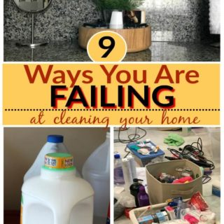 Tips for cleaning and organization