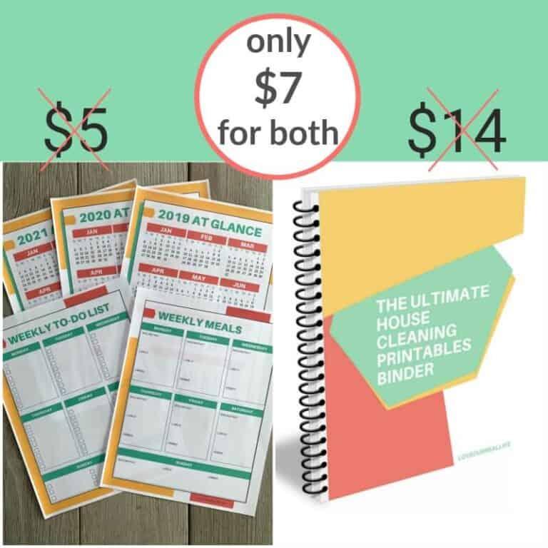 Cleaning binder and bonus pricing