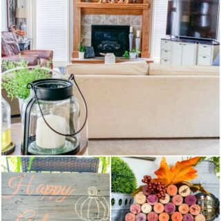Learn how to decorate your home for fall