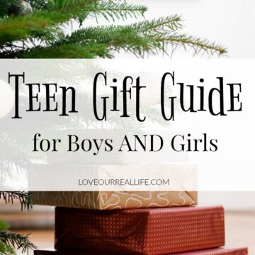 teen gift guide for boys and girls