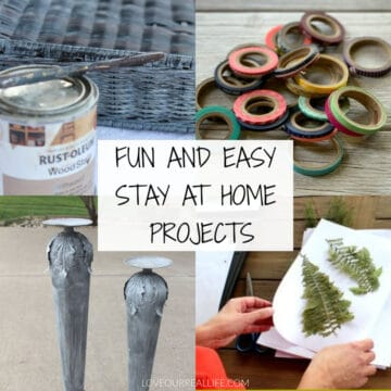 Things to do at home if you are bored