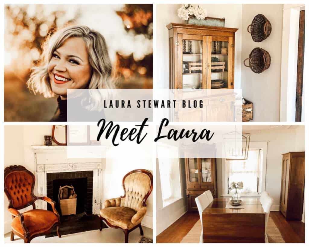 Laura from Laura Stewart Blog