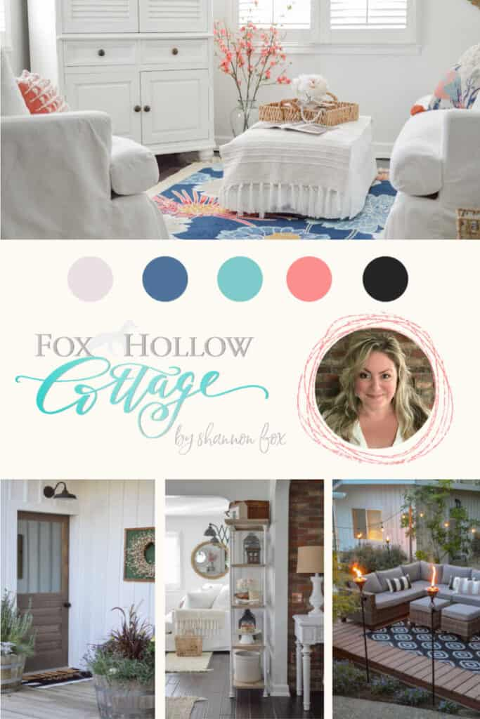 Shannon from Fox Hollow Cottage